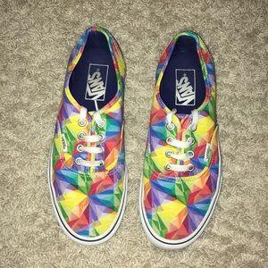 Prism vans shoes